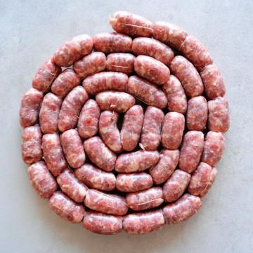 Bocconcini salsiccia fresca